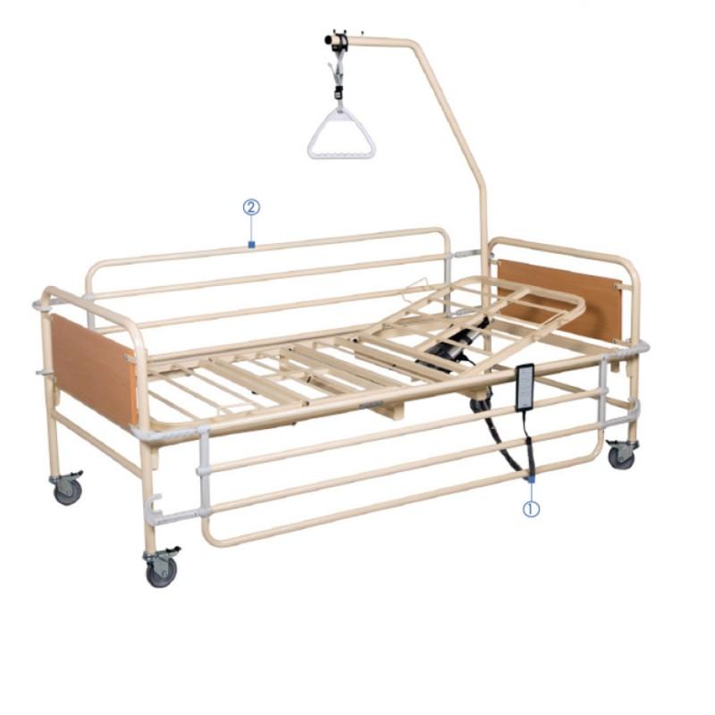 Ηλεκτρικό κρεβάτι KN 200 H μονόσπαστο, σταθερού ύψους