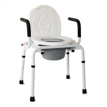 Vita Καρέκλα WC με πτυσσόμενα πλαϊνά