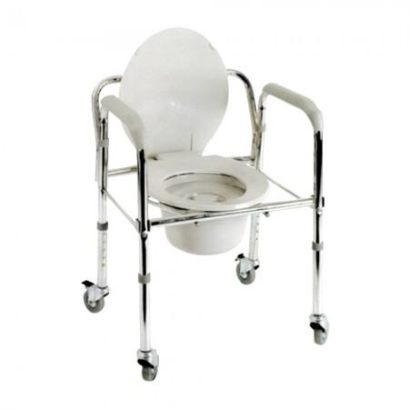 AC-522 WB Deluxe Καρέκλα WC, τροχήλατη