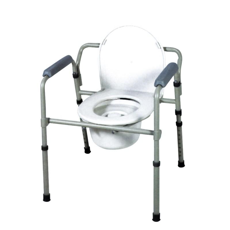 AC-525 Καρέκλα WC,πτυσσόμενη