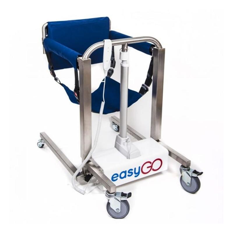 EasyGO Ηλεκτρική καρέκλα-γερανάκι μεταφοράς ασθενών