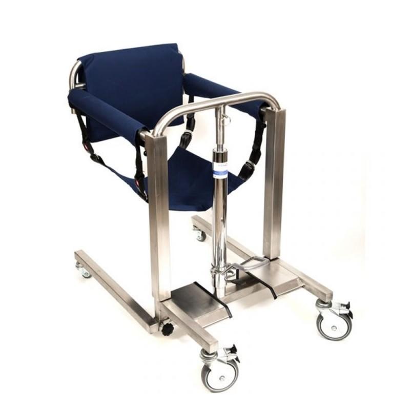 EasyGO Υδραυλική καρέκλα-γερανάκι μεταφοράς ασθενών