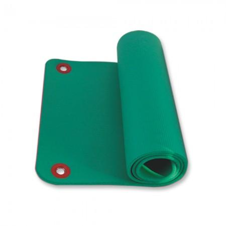 Gima 47080 Στρώμα γυμναστικής με οπές 180 x 60 x 1,6 cm, Πράσινο