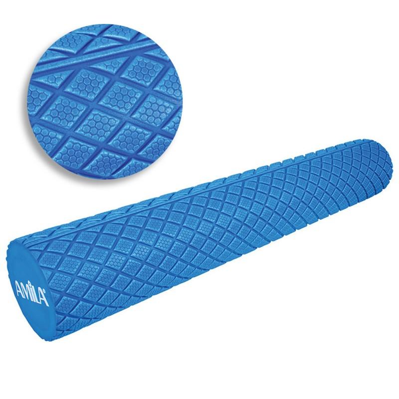 AMILA Foam roller Κύλινδρος ισορροπίας 91x14.5cm