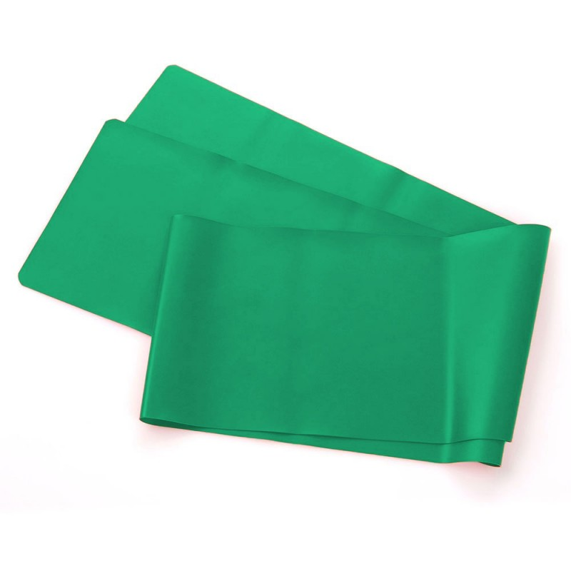 Body Concept Λάστιχο αντίστασης, Πράσινο, 100mm x 2.00m