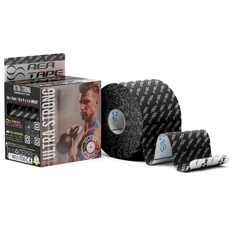 Rea Tape Ultra Strong Ταινία κινεσιολογίας 5m x 5cm