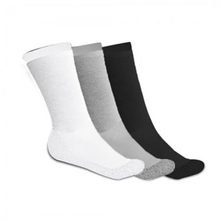 Uriel Κάλτσες αντιβακτηριδιακές για διαβητικούς, 43-46, Μαύρο