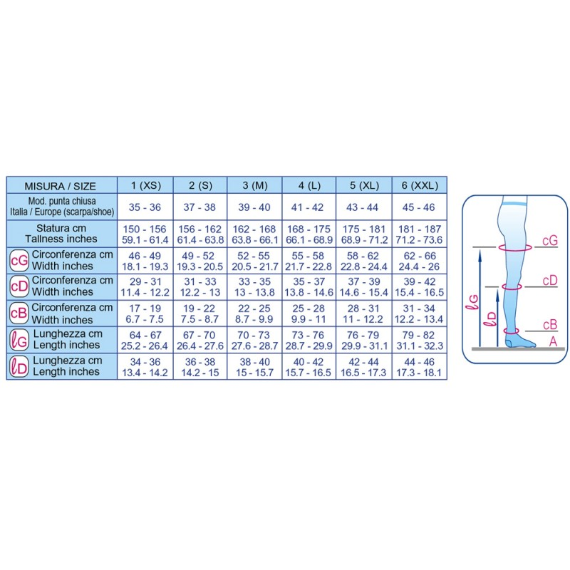 Scudotex Καλσόν 442 K2 (mm Hg 23-32), Microfiber, ανοιχτά δάκτυλα