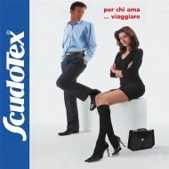 Scudotex Κάλτσες κάτω γόνατος 481 (mm Hg 14-17), Unisex, κλειστά δάκτυλα