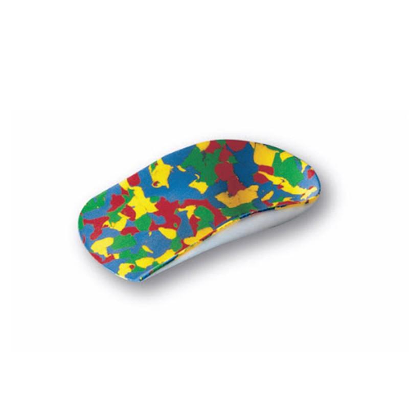 Birkenstock BirkoBalance 1001107 Παιδικά πέλματα πλατυποδίας 3/4
