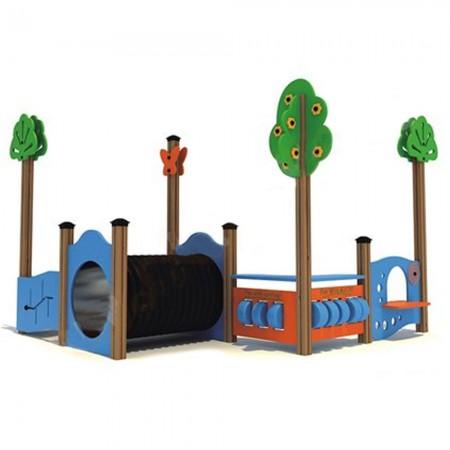 """Κέντρο παιχνιδιού """"τούνελ στο δάσος"""""""