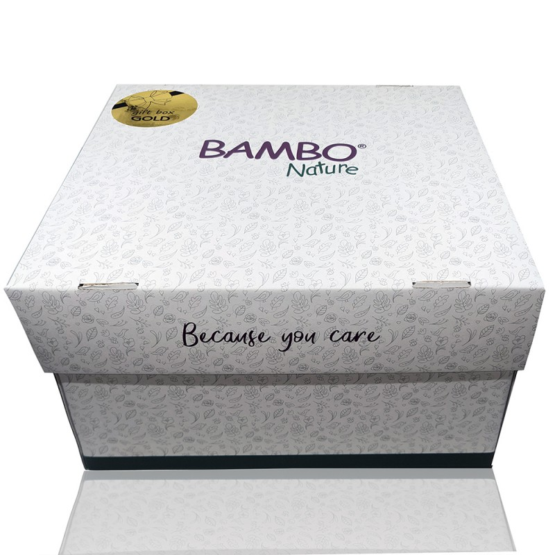 Bambo Nature Gift Box Gold