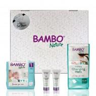 Bambo Nature Gift Box Silver
