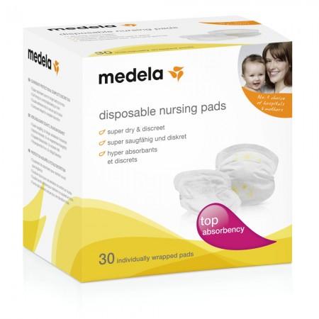 Medela Disposable Nursing Pads επιθέματα θηλασμού μιας χρήσης 30 τεμ.