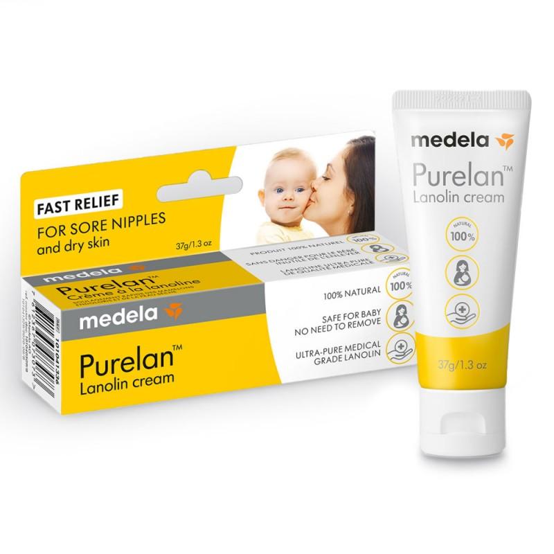 Medela PureLan™ 100 κρέμα λανολίνης θηλών 37gr