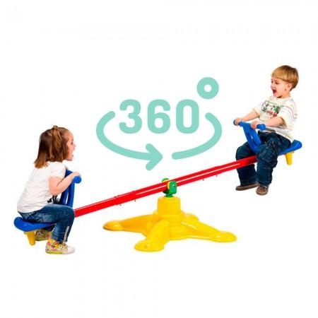 Παιδική τραμπάλα Twister