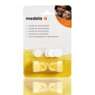 Medela σετ βαλβίδες & μεμβράνες θηλάστρου