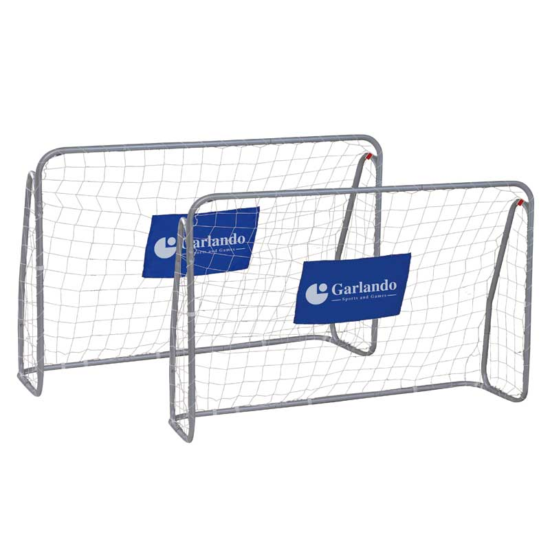 Σετ Τέρματα Ποδοσφαίρου KICK & RUSH 215x152cm