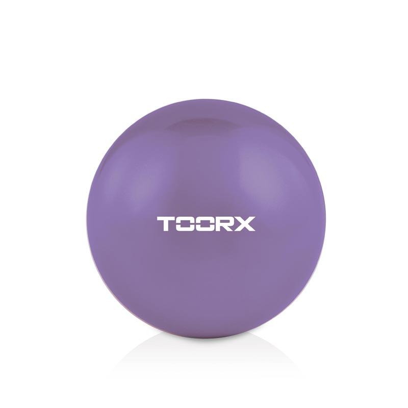 Μπάλα Ενδυνάμωσης Toning Ball 1,5kg Μωβ Toorx