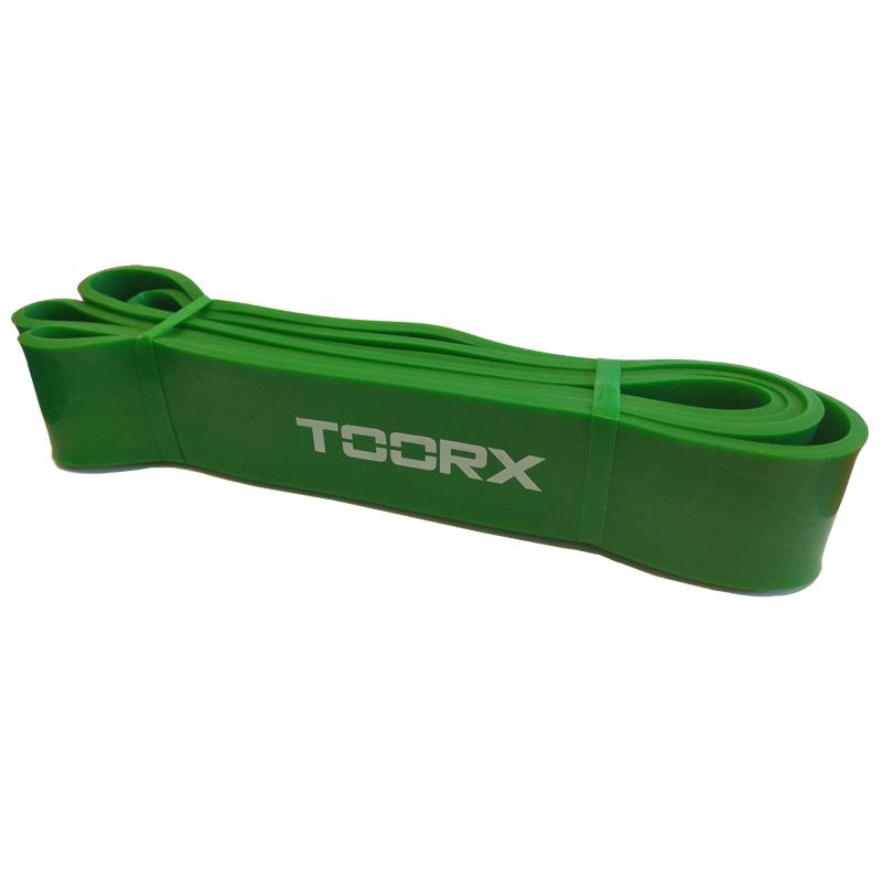 Λάστιχο Γυμναστικής Power Band Πράσινο AHF-131 Toorx