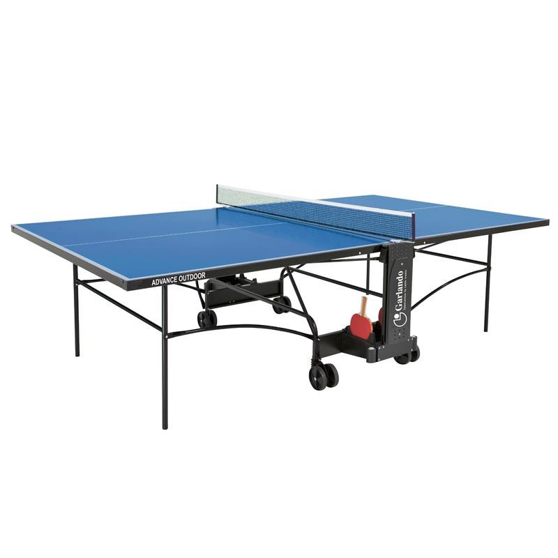 Τραπέζι Ping Pong Εξωτερικού Χώρου ADVANCE Garlando