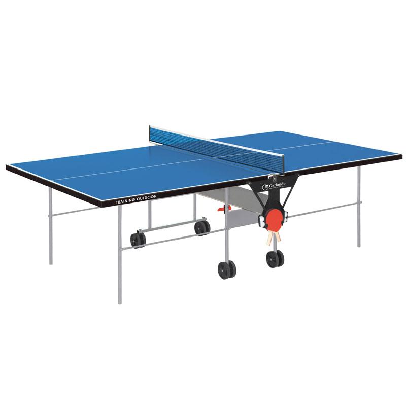Τραπέζι Ping Pong TRAINING OUTDOOR Garlando