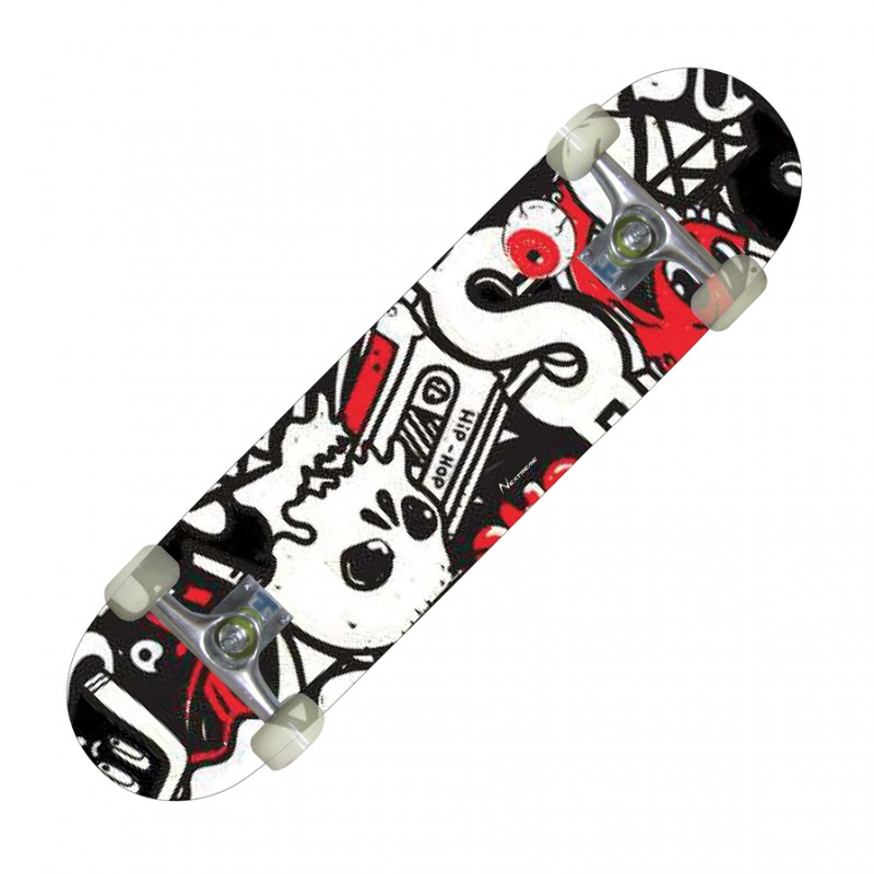 PRO HIP-HOP-Canadian maple Skateboard-Nextreme