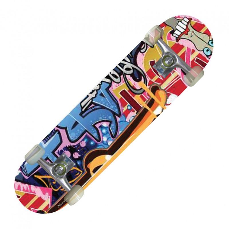 PRO GRAFFITI-Canadian maple Skateboard-Nextreme