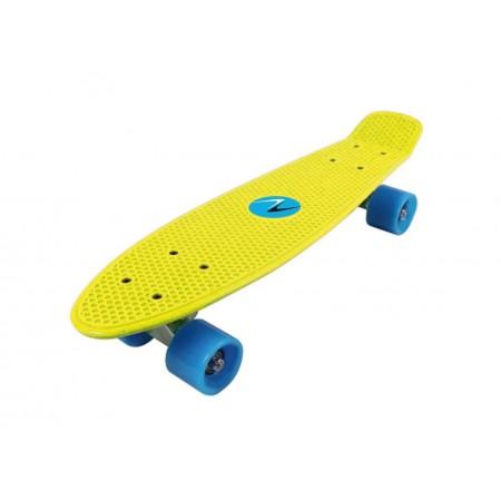FREEDOM (κίτρινο/ανοιχτό μπλε) Skateboard-Nextreme