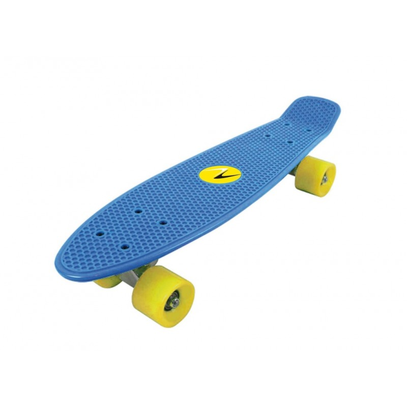 FREEDOM (ανοιχτό μπλε/κίτρινο) Skateboard-Nextreme