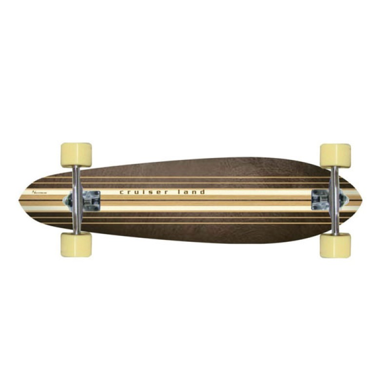 KICKTAIL CRUISER LAND Longboard-Nextreme