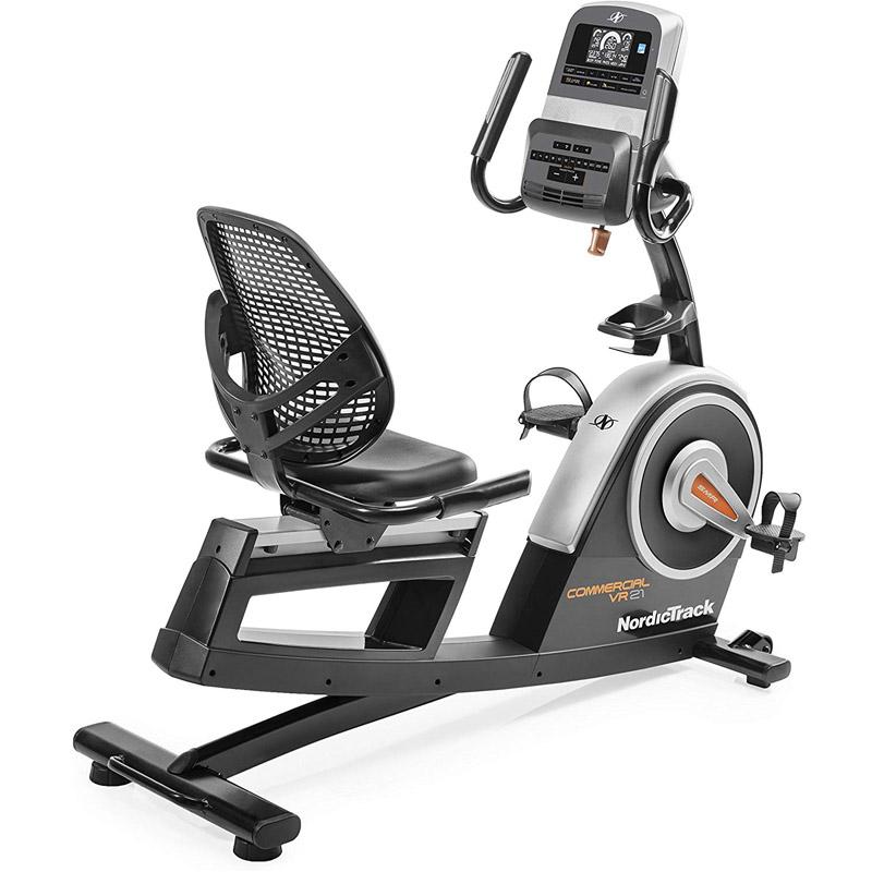 Καθιστό ποδήλατο γυμναστικής Commercial VR-21 NordicTrack