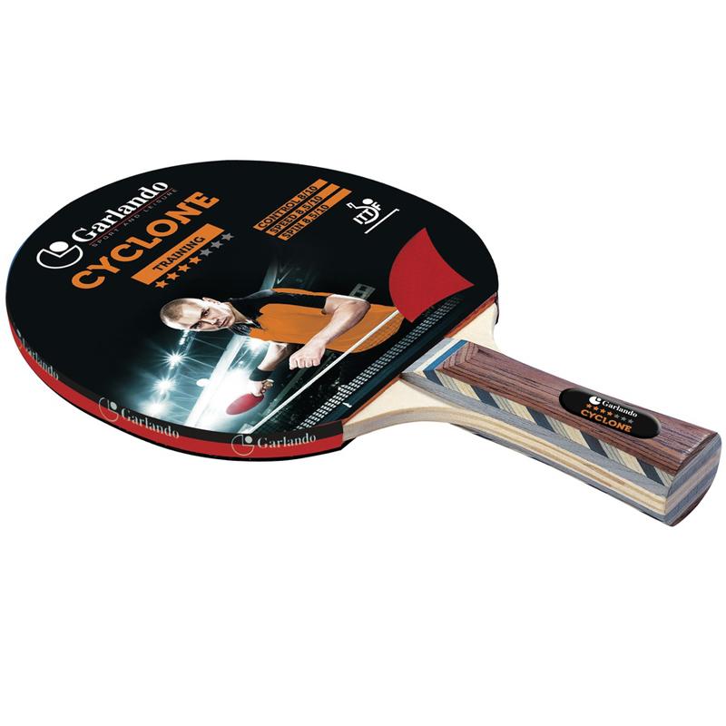Ρακέτα Ping Pong CYCLONE 4stars Garlando