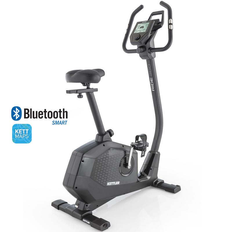 Ποδήλατο γυμναστικής Ride 300 (HT1006-100) KETTLER