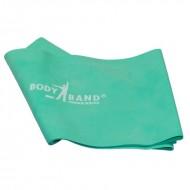 Λάστιχο Γυμναστικής σε Ρολό GM BODY BAND 2.5m x 14.5cm Πράσινο