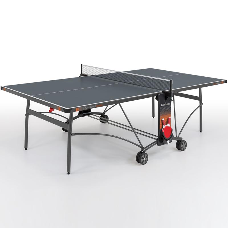 Τραπέζι πινγκ πονγκ Performance grey εξωτερικού χώρου GARLANDO