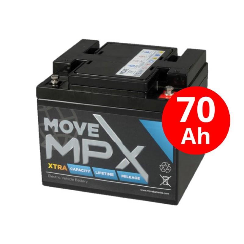 Μπαταρία AGM MPX 70-12 (79Ah-C20/12V)
